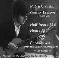 Music Al - Classical Guitar Lessons with Patrick Yasko