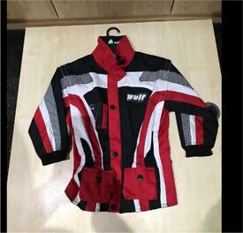 Wulf Sport Kids Motorcross Jacket