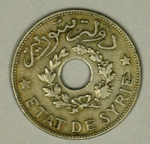 Syria   Piastre 1929  VF  A969
