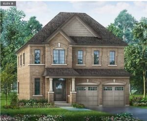 Brand new Bowmanville house for rent