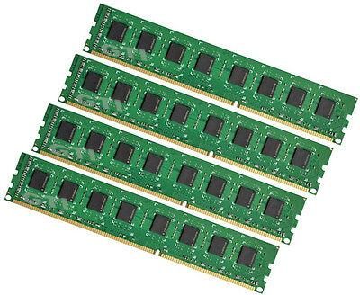 NEW 16GB (4x4GB) Memory PC3-12800 1600NHZ Desktop RAM For Acer Predator G3620