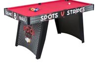 New/unopened Hy-pro 5ft pool table