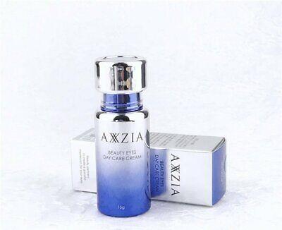 Japan AXXZIA Beauty Eyes Day Care Cream 15g #w