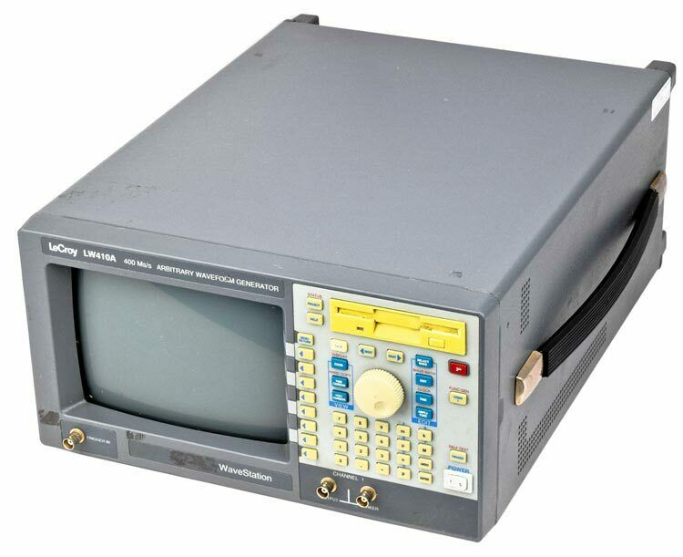 LeCroy LW410A WaveStation Single Channel 400MS/s Arbitrary Waveform Generator