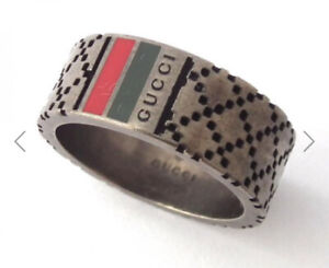 Men's Gucci ring. Size 10.