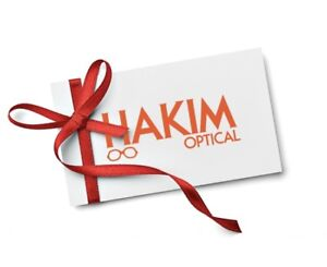 $50 Hakim Optical Gift Card