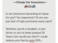 17+ Insurance Any Age Any Driver