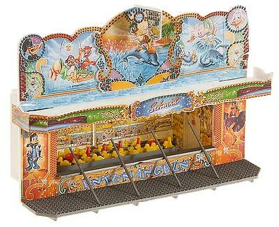 Carnival Fishing Game (NEW ! HO Faller 140446 DUCK POND & FISHING GAME Circus / Fair Booths KIT)