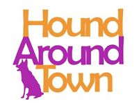 Hound Around Town - mobile dog grooming
