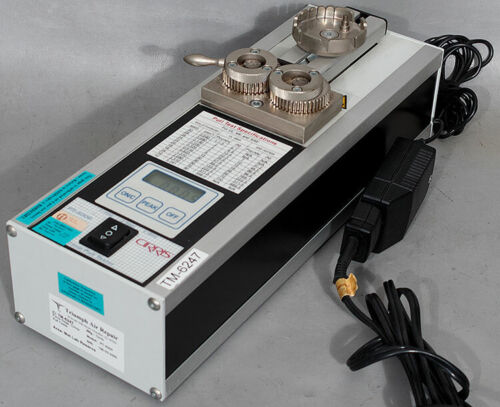 Cirris PT-4000/KMF Slimline 500N Crimp-Pull Tester 0-110 lbs. (500N)