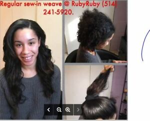weave, Extensions/ Rallonges