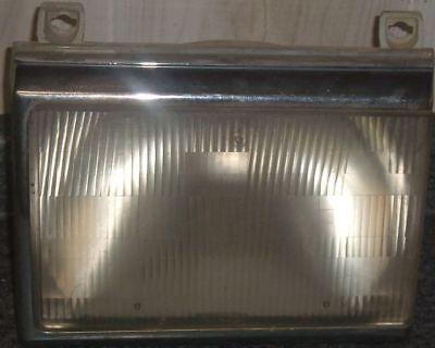 91 Ford F350 Headlight - 87-91 Ford Bronco F150 F250 F350 LH Headlight OEM L@@K