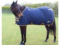Pony rugs, fleeces, etc