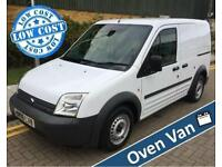 2008 Ford Transit Connect Connect **OVEN VAN ** Manual Car Derived Van
