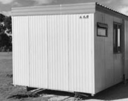 Wanted: Wanted: transportable suitable for office. Max dimensions 4x3m