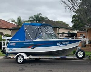 2011 QUINTREX 570 FREEDOM CRUISER
