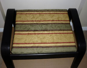Footstool / Bench : As shown : Excellent Condition : NEW Cambridge Kitchener Area image 2