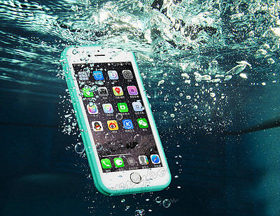 Shockproof 360° Waterproof Crystal Case Cover For Apple iPhone 6 6S 5 5S SE 5SE