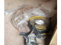 Ehino van guard pipe tube x2 and extras