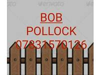 TIMBER FENCING AND GATES REPAIRED REPLACED MADE SAFE