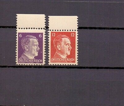 GERMANY american forgery hitlerstamps MI.15/16 cat: 80 euro MNH** A168