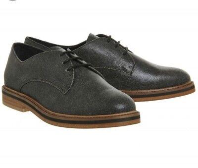 KDB Classic Oxford shoe -Kelsi Dagger Dawn Lace UP Black, size 7 UK