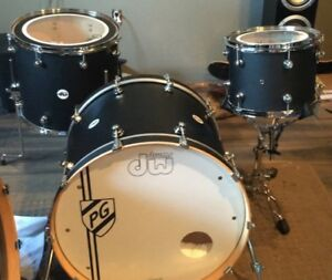 DW Drums Design Series Shell Pack