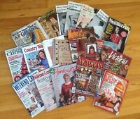 19 NEEDLEWORK & CRAFT, KNIT BOOKS all 19 for $5.  Knitting, croc