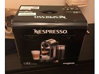 Nespresso citiz chrome brands new and boxed