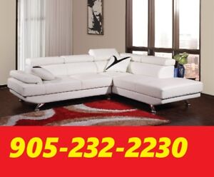 2PCS ULTRA MODERN SECTIONAL SET $788.00 AND MUCH MORE