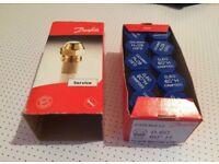 Box of 10 x Danfoss Oil Fired Boiler Burner Nozzles 0.60 x 60H Jet 2.37 Kg/h