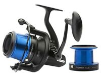 Grauvell Vertix Flash Fixed Spool Beachcaster Sea Fishing Reel Brand New