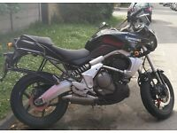 Kawasaki Versys 650 2008 for sale
