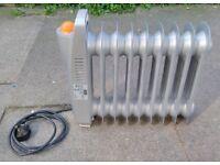Small Portable Radiator