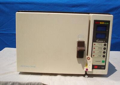 Dental Office Pelton Crane Validator 8 Sterilizer 7613 8033