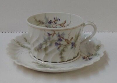 Haviland ORSAY Flowers Cup & Saucer SET More Items Available