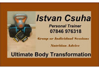 Friendly, effective Personal Training in Wembley Park and surrounding areas !