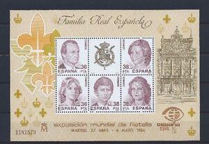 ESPANA-1984-EXPOSICIoN-MUNDIAL-DE-FILATELIA-034-ESPANA-84-034-EDIFIL-2754-HB