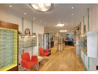 Optical Assistant required for full time position in up marcket trendy optical shop
