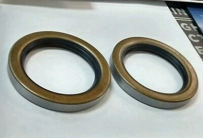 D5nn4115b-pair Ford Tractor Rear Axle Seal Free Shipping