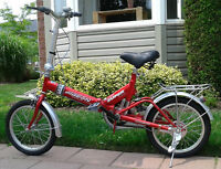 New Folding Bicycle