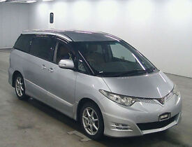FRESH IMPORT 2007 NEW SHAPE TOYOTA ESTIMA PREVIA 2.4 AERAS LEATHER POWER DOOR