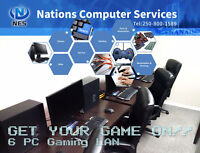 A Great Place to Game with your Friends as low as $10 for 4 Hrs