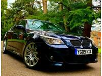 FULLY LOADED - 2009 BMW 530D 3.0 LCI M SPORT BUSINESS EDITION / 335d 535D