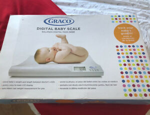 Baby scale  Graco