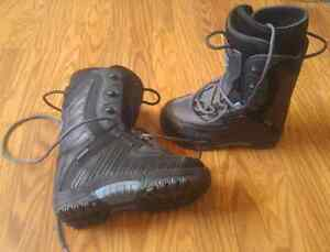 Snowboard boots. Size 7