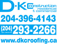LOOKING FOR NEW ROOF OR NEED REPAIR  CALL DKC 2042932266