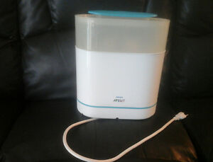 Avent bottle and pacifier sterilizer for sale