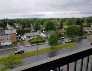 Condo 3 1/2  all incl furnished