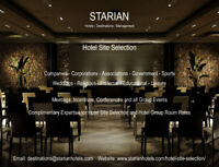 STARIAN : Hotel Site Selection for Meetings & Group Events